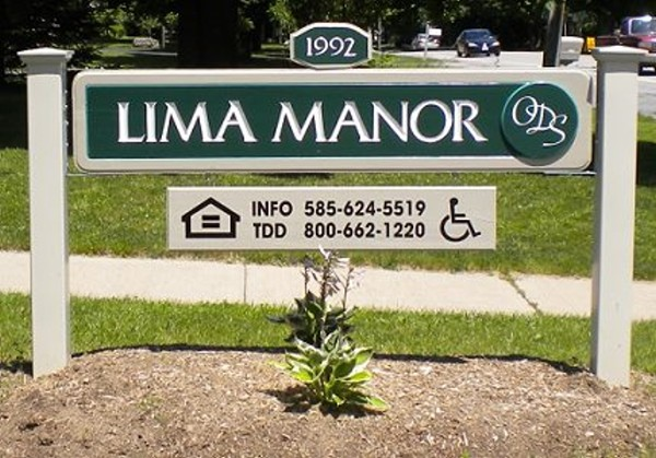 Lima Manor Apartments - Lima, N.Y.