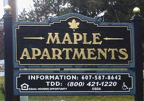 Maple Apartments - Alfred, N.Y.