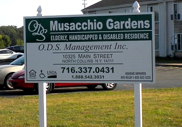Musacchio Gardens Apartments - North Collins, N.Y.