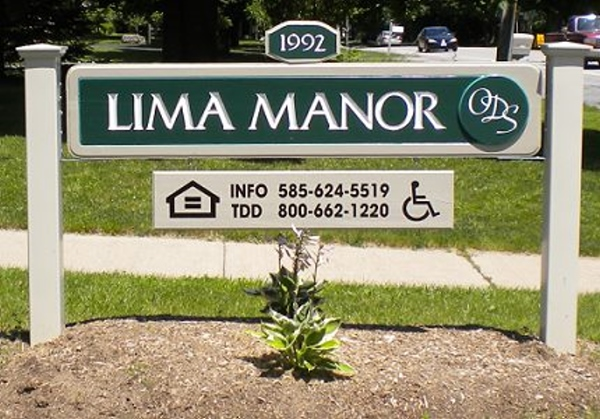 Button - Go to Lima Manor Apartments page