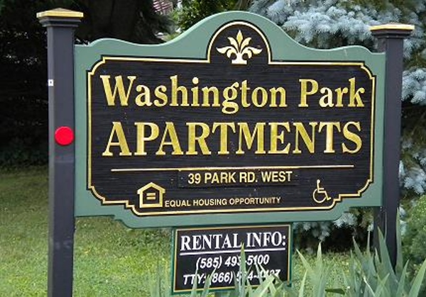 Button - Go to Washington Park Apartments page